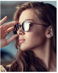 Express - Privé Revaux The Jetsetter Sunglasses - Lyst