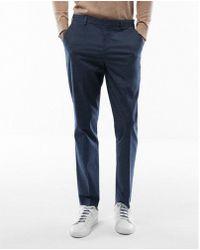 Express - Extra Slim Cotton Twill Dress Pant - Lyst