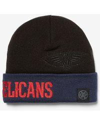 Express New Orleans Pelicans Nba Beanie Black Reg