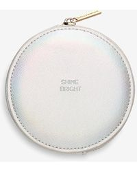 Express Estella Bartlett Shine Bright Circle Coin Purse Multi - Multicolor