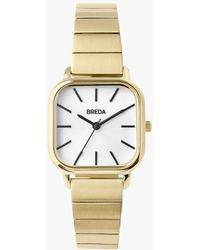 Express Breda Gold Esther Watch - Metallic