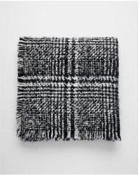 Express - Textured Blanket Scarf - Lyst