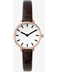 Express Breda Beverly Watch Pink