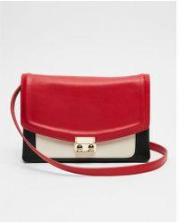 Express - Color Block Crossbody Bag - Lyst
