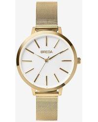 Express Breda Gold Joule Watch - Metallic