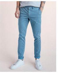 Express | Skinny Stretch Garment Dyed Chino | Lyst
