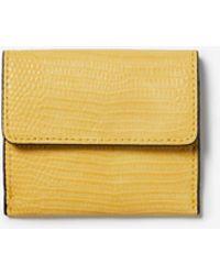 Express - Fold-over Card Holder - Lyst