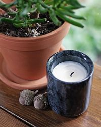 Express Willow Lane Home Rose Soy Candle Black