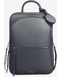 Express Casery Paris Laptop Backpack Grey