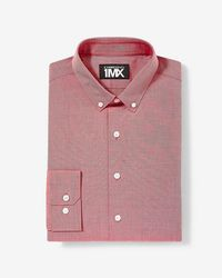 Express - Classic Fit Easy Care 1mx Shirt - Lyst