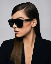 Express Privé Revaux The Blake Sunglasses - Black