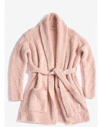 Express Shiraleah Clemence Cosy Robe Pink Blush