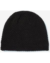 Express Knit Beanie - Black