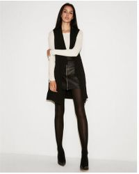 Express - Ody Shaping Full Tights - Lyst