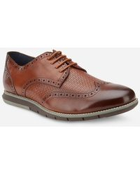 Express - Vintage Foundry Awesome Dress Shoes Brown 7.5 - Lyst