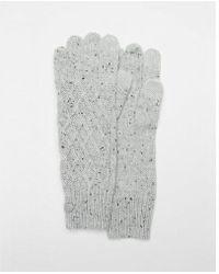 Express - Touchscreen Compatible Tech Gloves - Lyst
