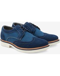 Express Reserved Footwear The Chester Shoe Blue