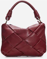 Express Jules Kae Angelina Tote Bag Red