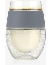 Express Host Wine Freeze Cooling Cup Grey