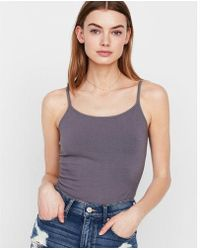 Express - Petite Best Loved Cami - Lyst