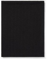 Express Striped Snood Black