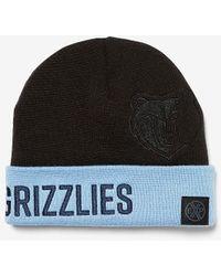 Express Memphis Grizzlies Nba Beanie Black Reg