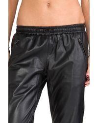 Capulet - Leather Track Pant - Lyst