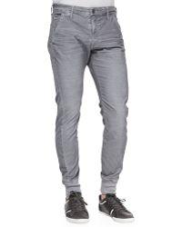 True Religion Corduroy Runner Pants - Lyst