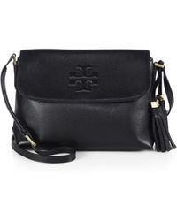Tory Burch Thea Messenger Bag - Lyst