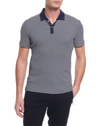 Pink Pony - Striped Short-sleeve Polo Shirt - Lyst