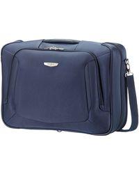 Samsonite Suitcase blue - Lyst