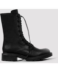 AllSaints Aars Boot black - Lyst