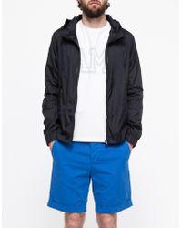 AMI Premier Baiser Hooded Jacket - Lyst