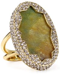 House of Harlow 1960 - 1960 Tanga Coast Cocktail Ring - Lyst