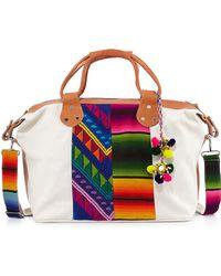 Pilyq - Maya Mini Weekender Bag - Lyst