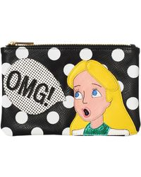 Essentiel - Omg! Alice Faux Leather Pouch - Lyst
