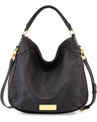 Marc By Marc Jacobs Washed Up Billy Hobo Bag - Lyst
