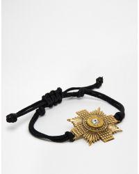 Love Bullets - Lovebullets Medal Bracelet - Lyst