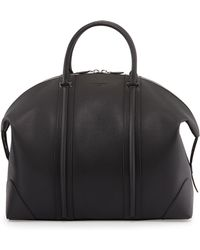 Givenchy Mens 24-Hour Leather Satchel Bag - Lyst