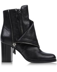 Casadei Ankle Boots - Lyst