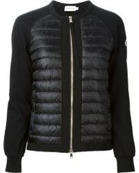 Moncler Quilted Front Jacket - Lyst
