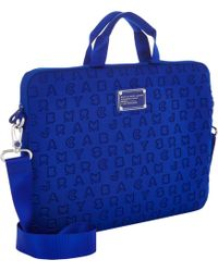 Marc By Marc Jacobs - Dreamy Logo 15 Computer Case - Lyst