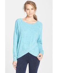 Hard Tail Crossover Sweatshirt - Lyst