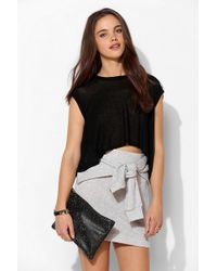 Falconwright - Falconwright Leather Clutch - Lyst
