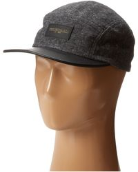 Obey Hanover 5 Panel Hat - Lyst