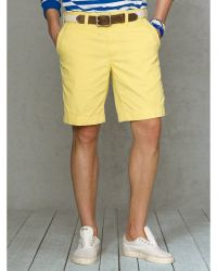 Polo Ralph Lauren Relaxed-fit Rugged Short - Lyst