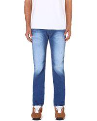 Diesel Safado Slim-fit Straight Jeans L32 - Lyst