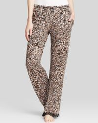 Kensie - Chai Animal Print Pyjama Trousers - Lyst