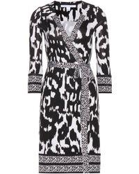 Diane von Furstenberg Tallulah Wrap Dress - Lyst