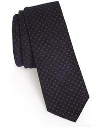 W.r.k. - Dot Cotton Tie - Lyst